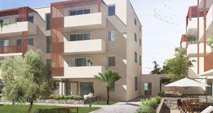 Achat / Vente programme immobilier neuf Baillargues proche route impériale (34670) - Réf. 1142