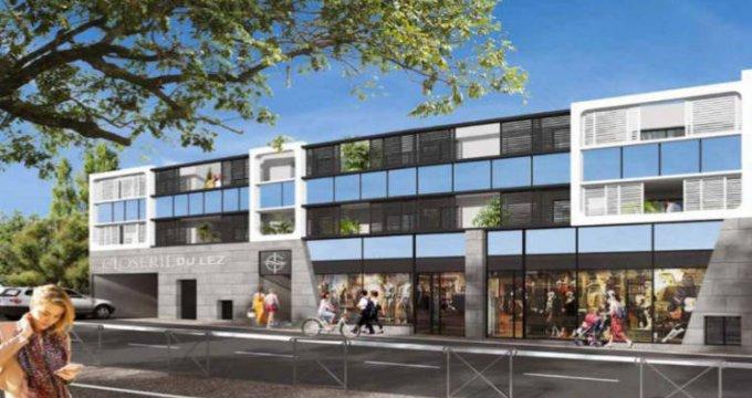 Achat / Vente programme immobilier neuf Castelnau-le-Lez aux portes de Montpellier (34170) - Réf. 4774