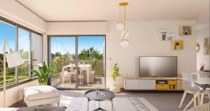 Achat / Vente programme immobilier neuf Frontignan au cœur d'un quartier résidentiel (34110) - Réf. 5643