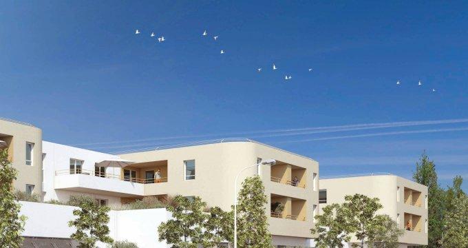 Achat / Vente programme immobilier neuf Lattes emplacement prisé et recherché (34970) - Réf. 6241