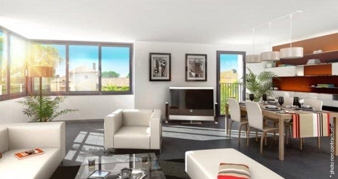 Achat / Vente programme immobilier neuf Marseillan proche port et Etang de Thau (34340) - Réf. 2565
