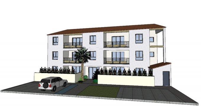 Achat / Vente programme immobilier neuf Marsillargues au cœur du village (34590) - Réf. 6078