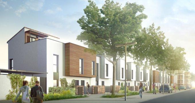 Achat / Vente programme immobilier neuf Marsillargues quartier de la Laune (34590) - Réf. 2096