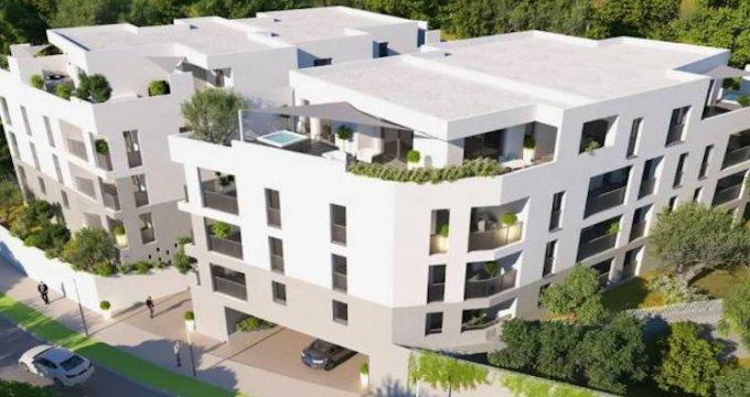 Achat / Vente programme immobilier neuf Montpellier au coeur d'un quartier résidentiel (34000) - Réf. 4180