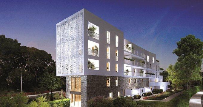 Achat / Vente programme immobilier neuf Saint-gély-du-Fesc proche de toutes les infrastructures (34980) - Réf. 2522