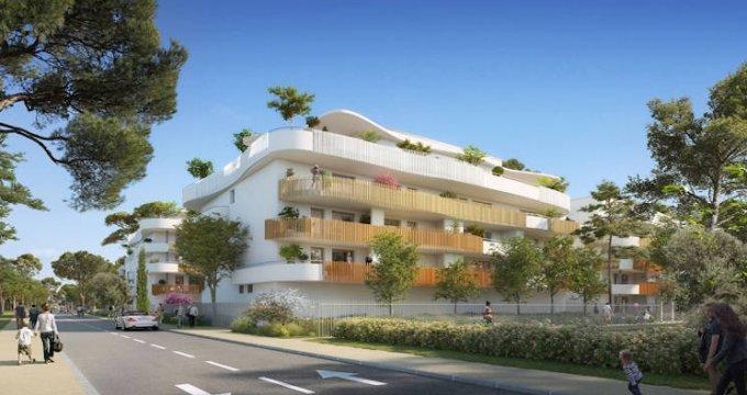 Achat / Vente programme immobilier neuf Sérignan à deux pas des plages (34410) - Réf. 4291