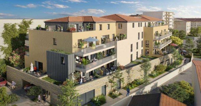 Achat / Vente programme immobilier neuf Sète au coeur de centre-ville (34200) - Réf. 5941