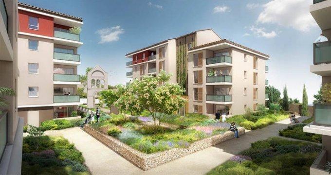 Achat / Vente programme immobilier neuf Sète quartier du Conservatoire (34200) - Réf. 3563