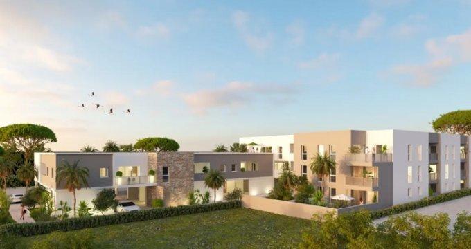 Achat / Vente programme immobilier neuf Vias proche cœur historique (34450) - Réf. 5673