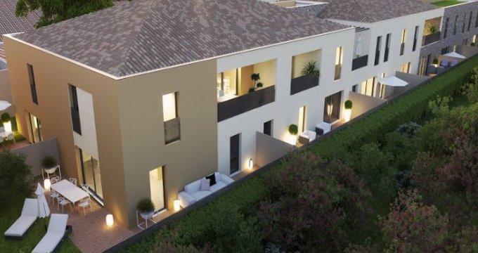 Achat / Vente programme immobilier neuf Villeneuve-lès-Maguelone en coeur de ville (34750) - Réf. 4191