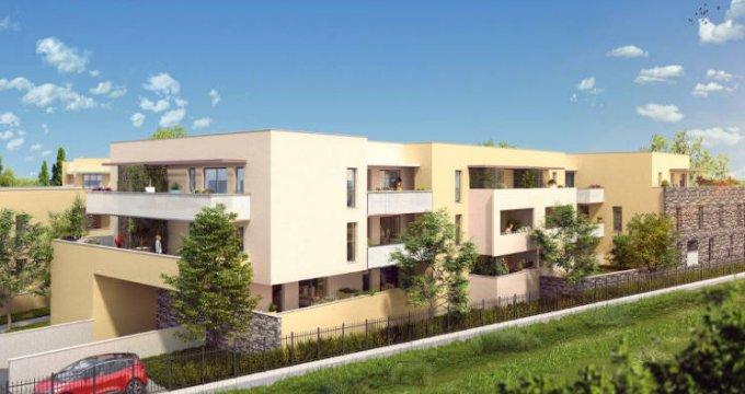 Achat / Vente programme immobilier neuf Villeneuve-lès-Maguelone proche commerces (34750) - Réf. 4848