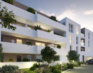 Achat / Vente programme immobilier neuf Agde à 10 min de la mer (34300) - Réf. 5663