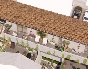 Achat / Vente programme immobilier neuf Agde à 100 mètres des plages (34300) - Réf. 4557