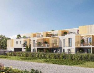 Achat / Vente programme immobilier neuf Agde entre centre et plages (34300) - Réf. 5116