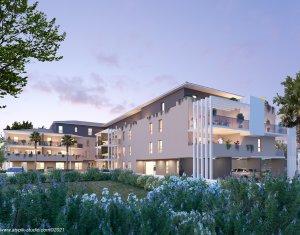 Achat / Vente programme immobilier neuf Baillargues à 500m de la gare (34670) - Réf. 5698