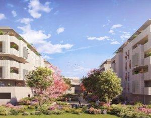 Achat / Vente programme immobilier neuf Castelnau-le-Lez zac eureka (34170) - Réf. 5129
