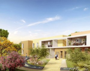 Achat / Vente programme immobilier neuf Clapiers quartier résidentiel (34830) - Réf. 4728