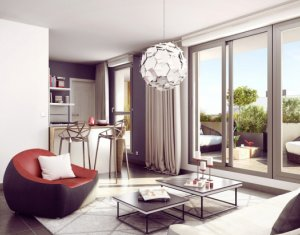 Achat / Vente programme immobilier neuf Cournonterral, au dessus du port (34660) - Réf. 771