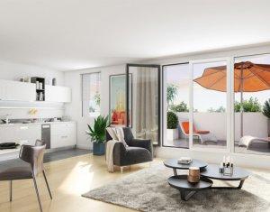 Achat / Vente programme immobilier neuf Frontignan écoquartier des Pielles (34110) - Réf. 2400