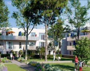 Achat / Vente programme immobilier neuf Gigean à 15 minutes des plages (34770) - Réf. 4742