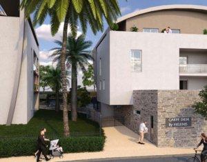 Achat / Vente programme immobilier neuf Jacou aux portes de Montpellier (34830) - Réf. 4361