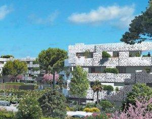 Achat / Vente programme immobilier neuf Lattes, à 10 min des plages (34970) - Réf. 902