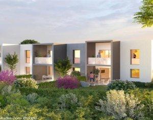 Achat / Vente programme immobilier neuf Montpellier à 10 min à pied du Parc Montcalm (34000) - Réf. 5710