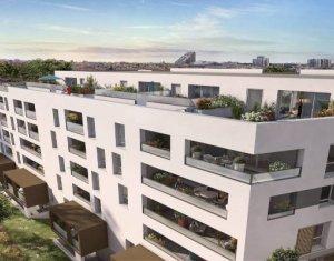 Achat / Vente programme immobilier neuf Montpellier à 5 min à pied de l'écusson (34000) - Réf. 5753