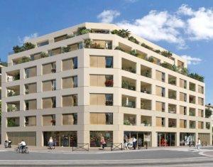 Achat / Vente programme immobilier neuf Montpellier à deux pas du Parc Montcalm (34000) - Réf. 5570