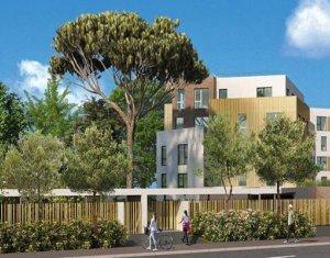 Achat / Vente programme immobilier neuf Montpellier à proximité des universités (34000) - Réf. 5794