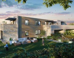 Achat / Vente programme immobilier neuf Montpellier proche secteur Port Marianne (34000) - Réf. 5537