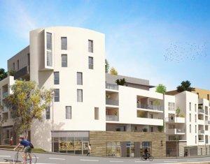 Achat / Vente programme immobilier neuf Montpellier quartier de La Pompignane (34000) - Réf. 5551