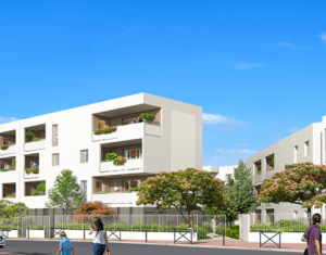 Achat / Vente programme immobilier neuf Montpellier quartier Pergola Petit-Bard (34000) - Réf. 5291