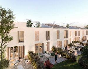 Achat / Vente programme immobilier neuf Pérols proche commerces et plages (34470) - Réf. 2576