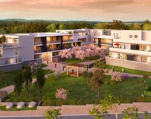 Achat / Vente programme immobilier neuf Saint-Aunès dans la ZAC des Châtaigniers (34130) - Réf. 1719