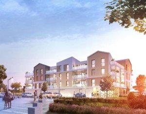 Achat / Vente programme immobilier neuf Saint-Jean de Védas face au Parc Peyrière (34430) - Réf. 2328
