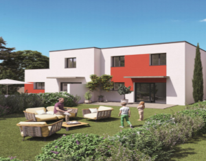 Achat / Vente programme immobilier neuf Sérignan à 5 min de Valras Plage (34410) - Réf. 5445