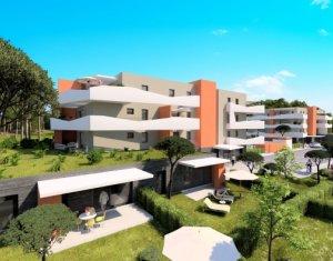 Achat / Vente programme immobilier neuf Sérignan proche de la  Plage (34410) - Réf. 3473