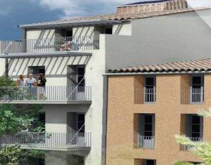 Achat / Vente programme immobilier neuf Sète hyper centre proche des Halles (34200) - Réf. 4547