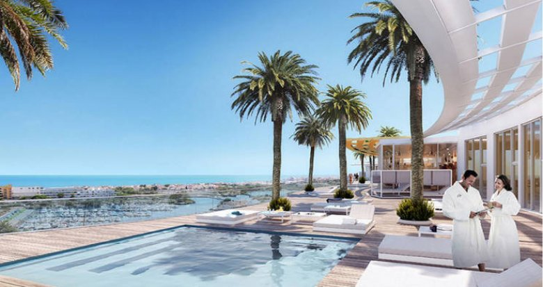 Achat / Vente programme immobilier neuf Agde au cœur du village Resort (34300) - Réf. 5363
