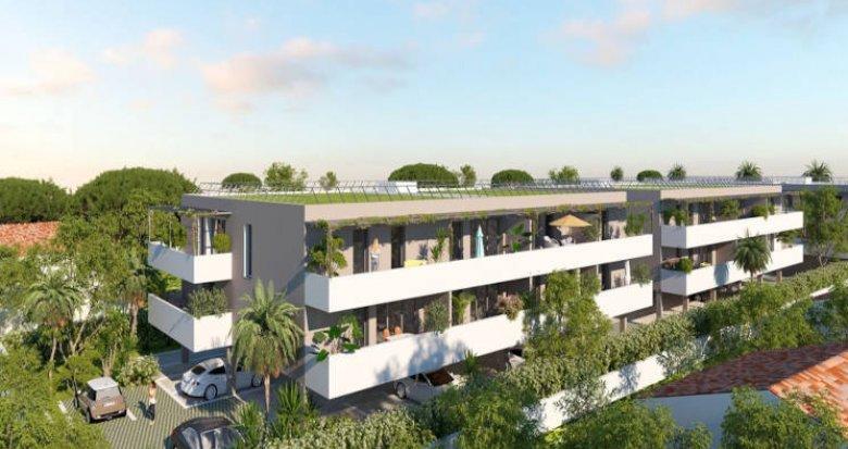 Achat / Vente programme immobilier neuf Agde entre ville mer et nature (34300) - Réf. 5730