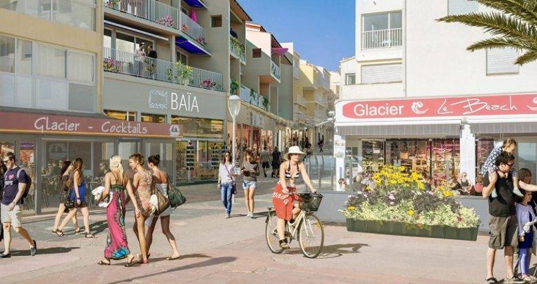 Achat / Vente programme immobilier neuf Agde secteur Le Môle (34300) - Réf. 5671