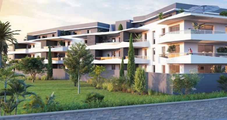 Achat / Vente programme immobilier neuf Baillargues à 20 min de la plage (34670) - Réf. 4889
