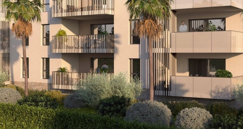Achat / Vente programme immobilier neuf Baillargues centre-bourg proche Mairie (34670) - Réf. 6285