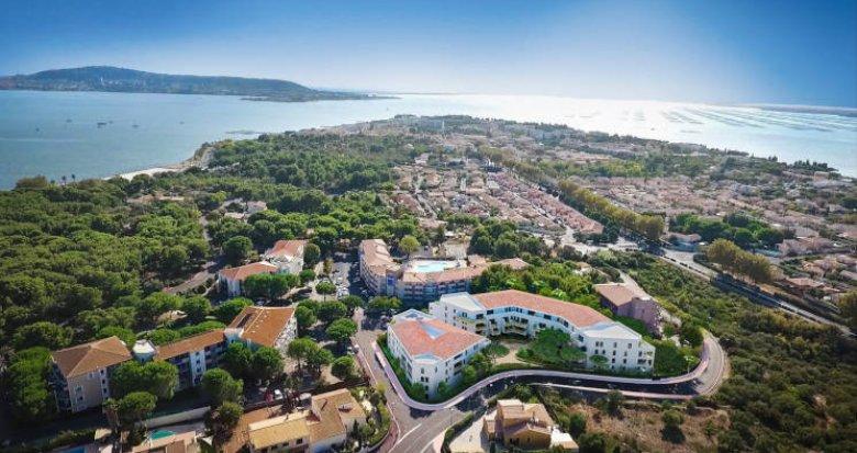 Achat / Vente programme immobilier neuf Balaruc-les-Bains proche commerces (34540) - Réf. 4592