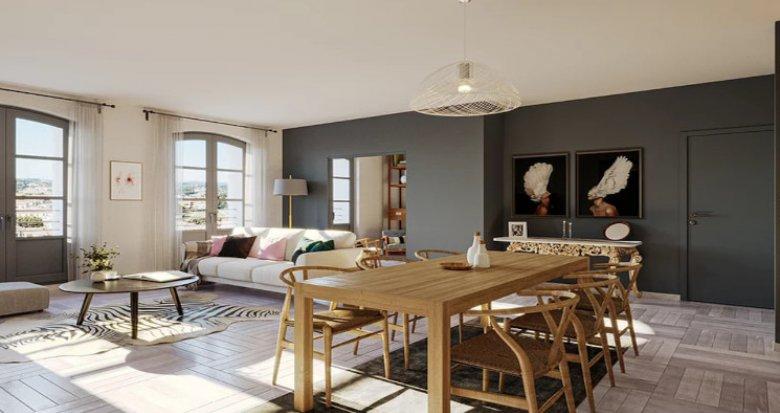 Achat / Vente programme immobilier neuf Béziers à 5min de l'arrêt de bus Garibaldi (34500) - Réf. 5665