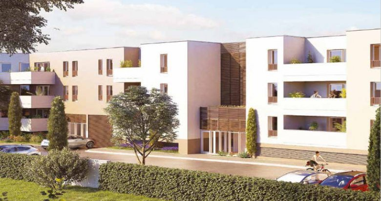 Achat / Vente programme immobilier neuf Candillargues proche mairie (34130) - Réf. 3086