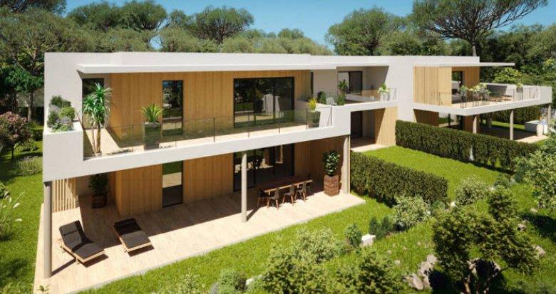 Achat / Vente programme immobilier neuf Castelnau-le-Lez à 7 min du tramway (34170) - Réf. 5124