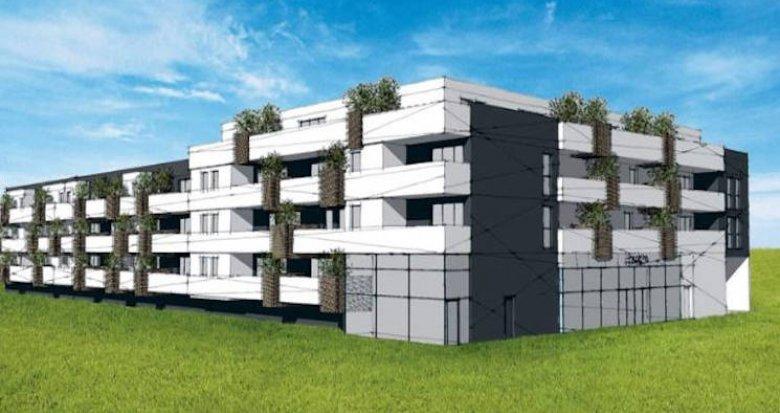 Achat / Vente programme immobilier neuf Castelnau-le-Lez à deux pas du tramway (34170) - Réf. 4846