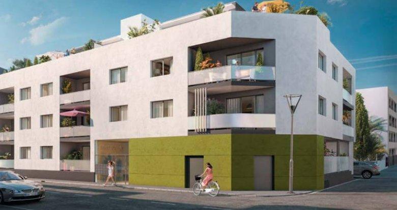 Achat / Vente programme immobilier neuf Castelnau-le-Lez à deux pas du tramway (34170) - Réf. 3049